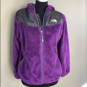 North Face - Denali fleece hoodie